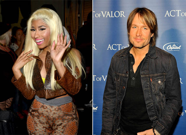 Nicki Minaj Out, Keith Urban 'Would Come Back' For American Idol 2014