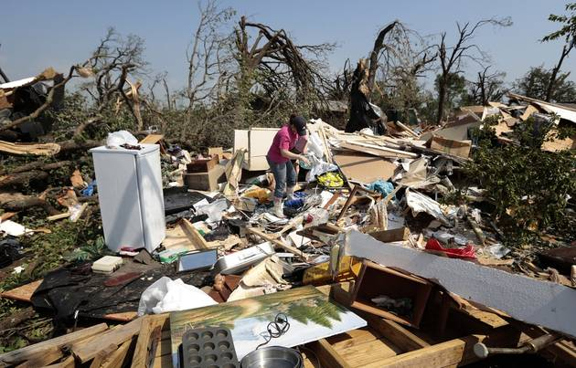 Oklahoma Tornado Kills at Least 51 People, 20 Children Among Dead