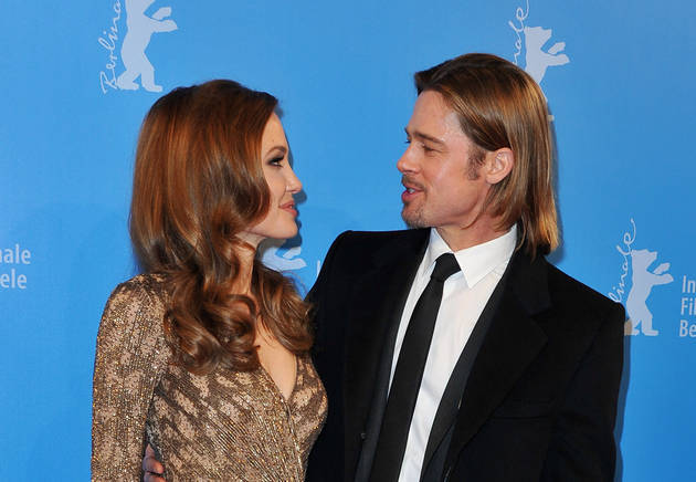 "Brad Pitt: Angelina Jolie's Double Mastectomy Decision Is ""Absolutely Heroic"""