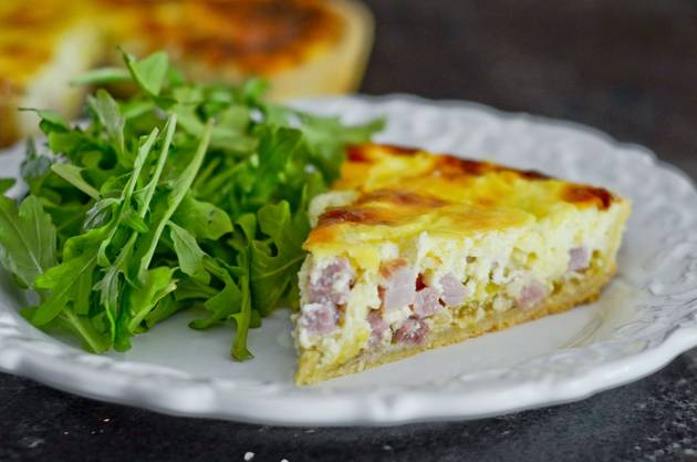 Celebrate National Quiche Lorraine Day With This Yummy Recipe!