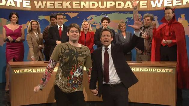 Saturday Night Live Bids Stefon Farewell With Fabulous Wedding