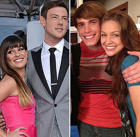 Glee's Lea & Cory vs. Melissa & Blake: Who's a Cuter Real-Life Couple?