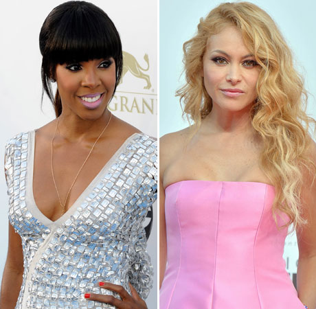 X Factor 2013 Judges: Kelly Rowland and Paulina Rubio — It's Official (VIDEO)