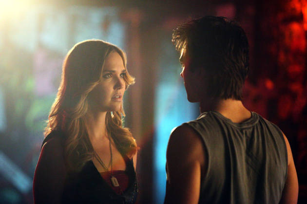The Vampire Diaries Season 4's Hottest Hookups