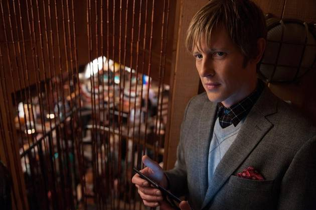 Revenge's Gabriel Mann Predicts How Nolan Ross Will Die