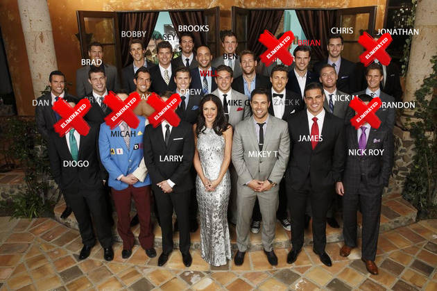 Who Got Sent Home on The Bachelorette 2013 Premiere?