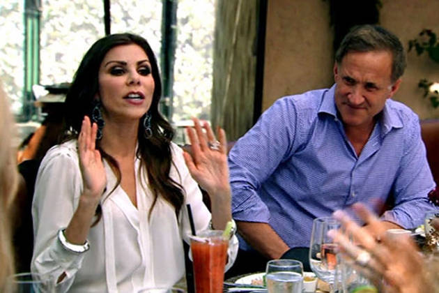"Heather Dubrow Defends Relationship With Terry: ""You're Only Seeing a Piece of It"""