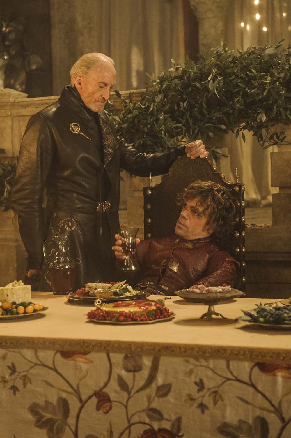 "Game of Thrones Review: Season 3, Episode 8 — ""Second Sons"""