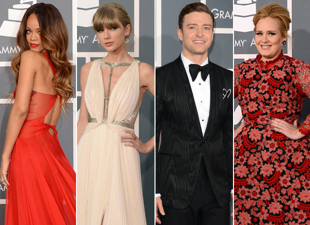 When Are the 2014 Grammys and 2015 Grammy Awards?