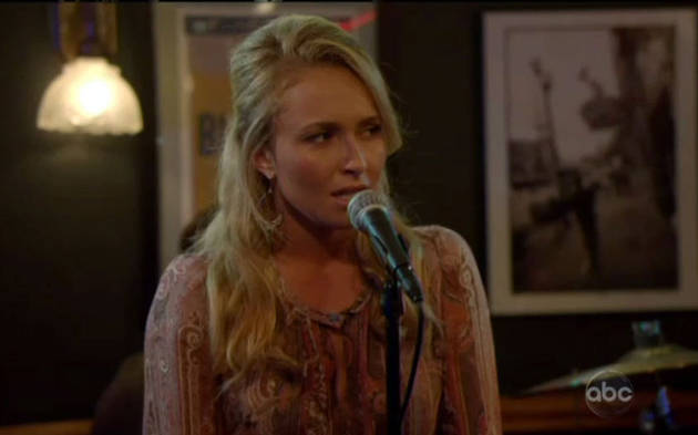 "Nashville Music: ""Nothing In This World Will Ever Break My Heart Again"""