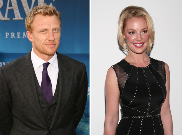 Are Katherine Heigl and Kevin McKidd Playing a Couple in North of Hell? She Says…