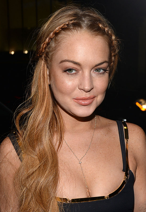 Lindsay Lohan Tweets Inspiring Message From Rehab