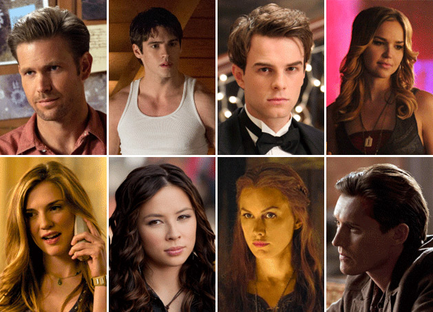 The Vampire Diaries Spoilers: Will the Ghosts Be Around Long?
