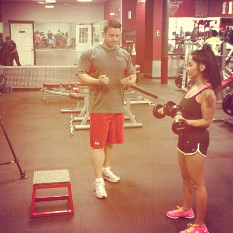Snooki Reveals Shocking Workout Milestone! (PHOTO)