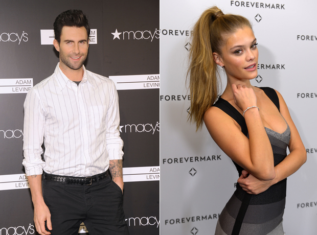 Adam Levine Dates New Supermodel, Nina Agdal, After Behati Prinsloo Breakup!