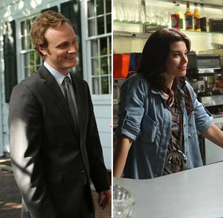 Once Upon a Time's David Anders on Meghan Ory's Departure and Mourning Frankenwolf Romance