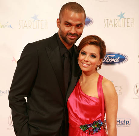 Tony Parker Announces His Engagement On Twitter