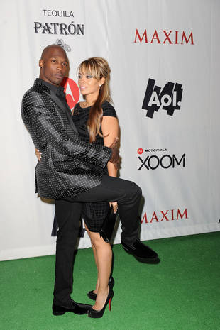 "Evelyn Lozada Assaulted By Chad ""Ochocinco"" Johnson: See Her Injuries"