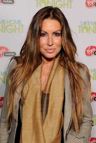 Rachel Uchitel Embroiled in Nasty Divorce Battle