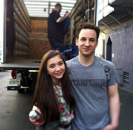 "Ben Savage Dishes on Girl Meets World: ""It's a Little Eerie"""