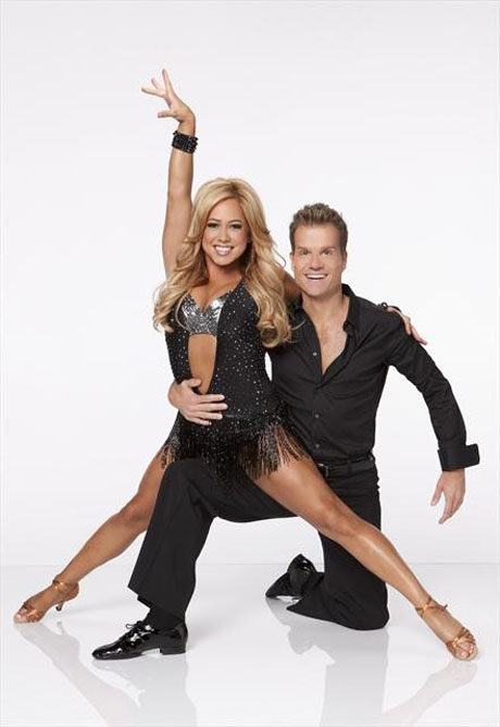 Sabrina Bryan on the Dancing With the Stars Cruises and Today's Sweepstakes! — Exclusive