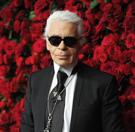 "Karl Lagerfeld Disses Adele: She's ""Round-ish"""
