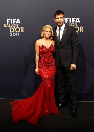 "Shakira Talks Boyfriend Gerard Pique: ""There's Nothing I Can Offer Him Beyond My Womanhood"""
