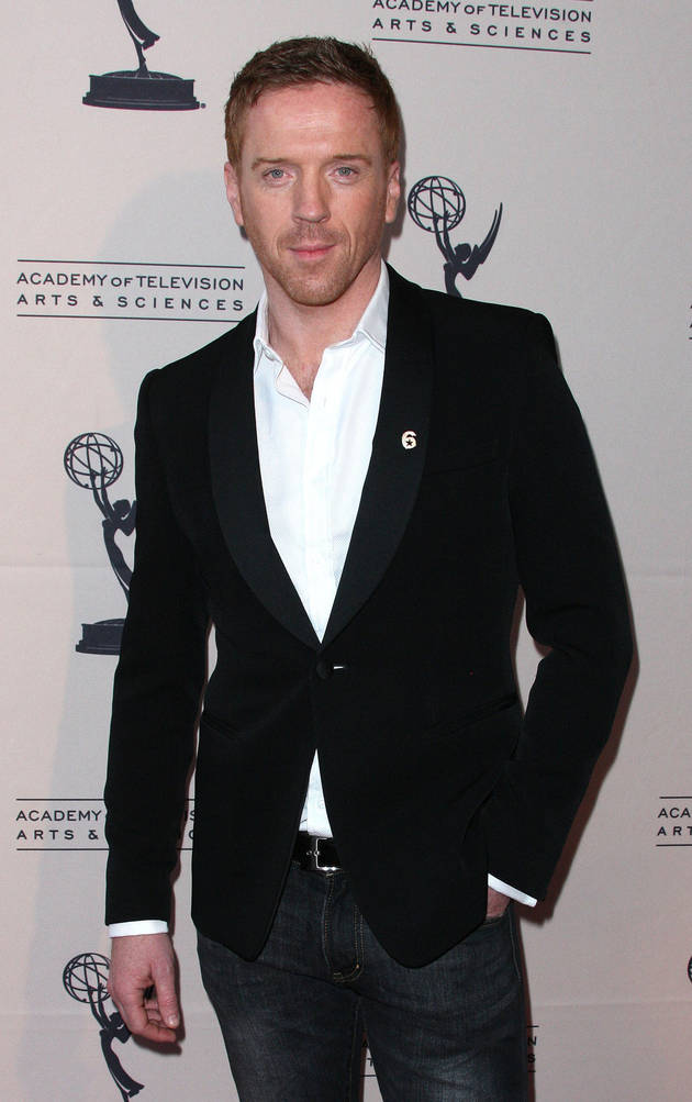 Damian Lewis Is Now Bald! Homeland Star Still Hot Without Red Hair?