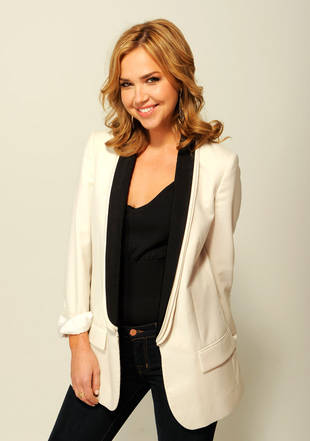 Vampire Diaries' Arielle Kebbel Hosts New Dating Show: Watch the Preview!