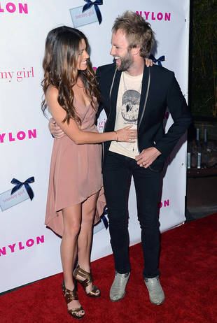 American Idol's Paul McDonald and Twilight Star Nikki Reed So In Love!