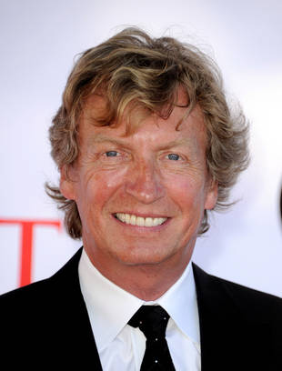 "Nigel Lythgoe: ""Maybe They Should"" Bring Back Simon, Randy, And Paula"