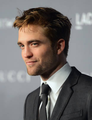 Fifty Shades of Grey Author Spotted at Rob Pattinson's Home — But Why?