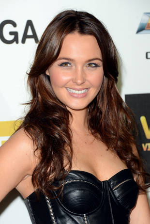 Grey's Anatomy's Camilla Luddington Celebrates NOH8: Behind-the-Scenes Photo!
