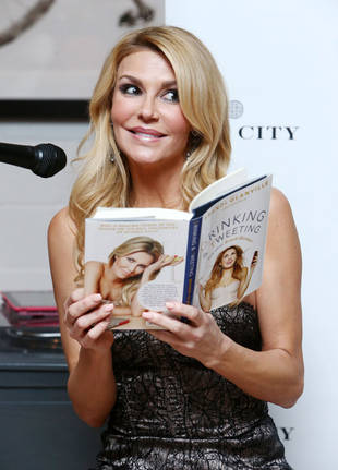 "Brandi Glanville on Her Second Book: ""There Is a Sex Chapter, of Course"""