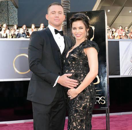 Channing Tatum, Jenna Dewan-Tatum Welcome First Baby