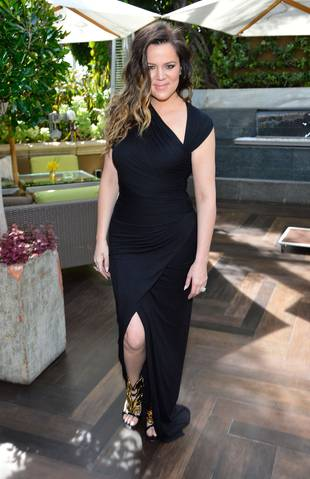 Khloe Kardashian Likes WHAT Most About Her Body?!