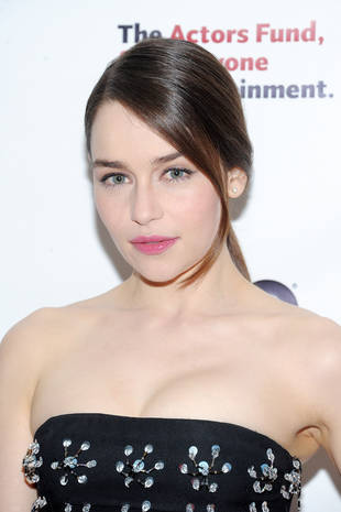 Game of Thrones' Emilia Clarke on Her Latest Role in Spike Island