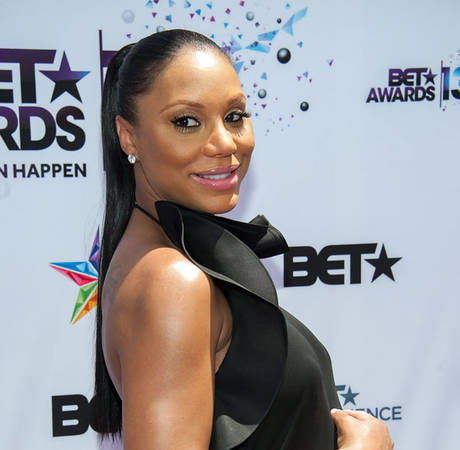 Tamar Braxton Reveals Son's Name