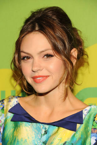 Aimee Teegarden Talks New CW Show Star-Crossed and the Friday Night Lights Movie Rumors — Exclusive!