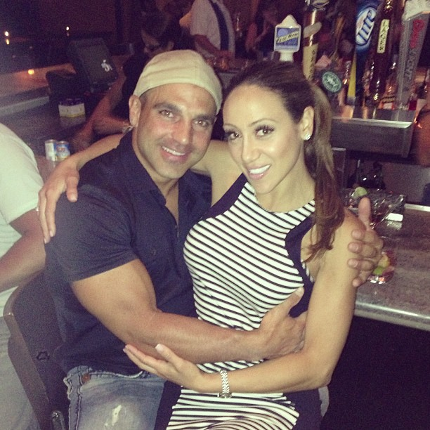 "Melissa Gorga Calls Decision to Write About Her Father ""Painful as Hell"""