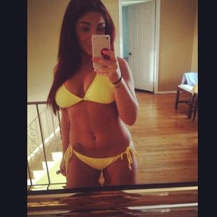 Deena Nicole Shows Off Her Killer Bikini Bod! (PHOTO)