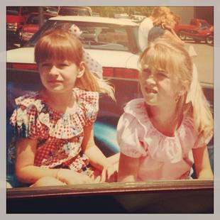What Did Emily Maynard Look Like as a Child? See Her Darker Hair!