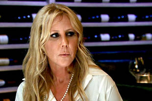 "Vicki Gunvalson Calls Lauri Peterson ""Boring"" and a Liar"
