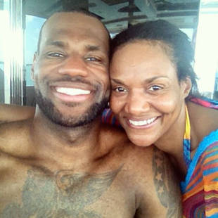 6 Reasons Why We Love LeBron James (PHOTOS)