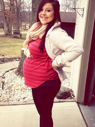 16 and Pregnant's Danielle Cunningham Declares She's Done Having Kids!