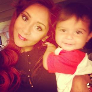 Snooki Called Her Son Lorenzo WHAT? — Tearjerker Alert! (PHOTOS)