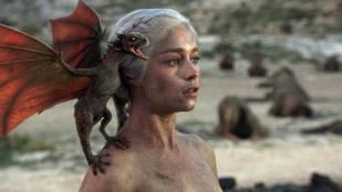 Game of Thrones Inspires Khaleesi Baby Name