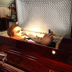 Pretty Little Liars' Wilden: Back From the Dead? (PHOTO)