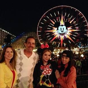 Ashley Benson's Family Trip to Disneyland! Check Out Her Minnie Mouse Ensemble (PHOTO)