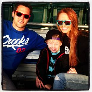 "Ryan Edwards Is ""Thankful"" For Maci Bookout in Emotional Tweet!"